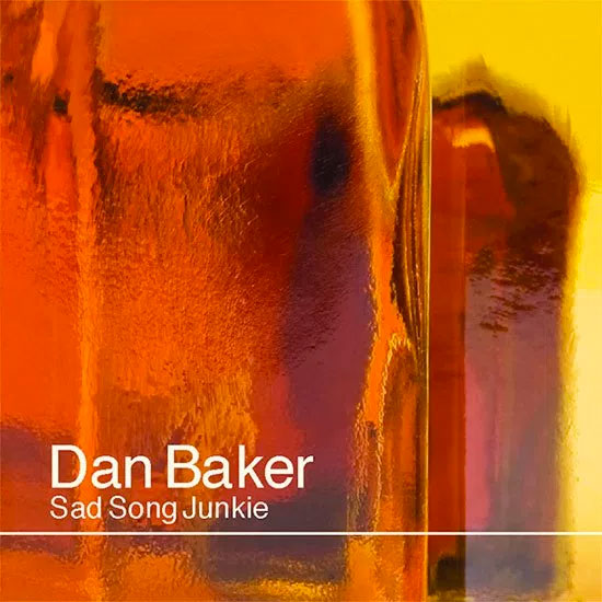 self portrait of Dan Baker